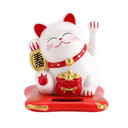 All About Fortune Cat Maneki Neko