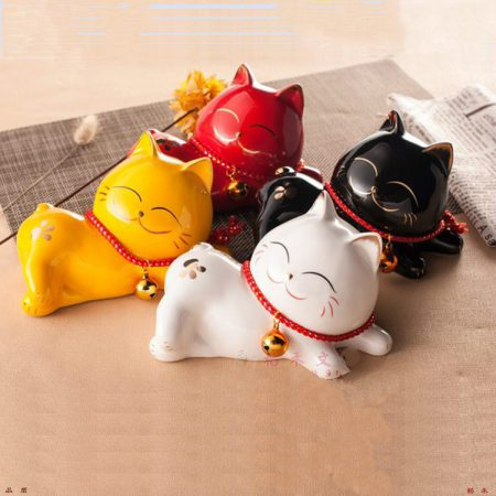 New Arrival Maneki Neko Chinese Lucky Cat