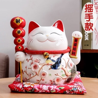 Hot Selling Maneki Neko Electric Shaking Hand
