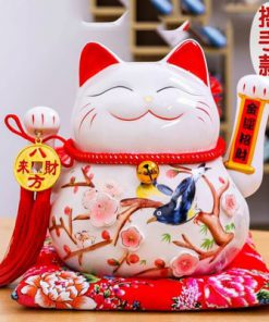 New Arrival Maneki Neko Waving Cat