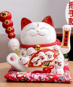 New Arrival 2019 Maneki Neko Waving Cat