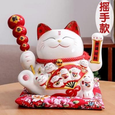 New Arrival 2019 Maneki Neko Waving Cat