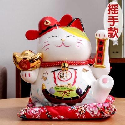 Hot Selling Maneki Neko Waving Cat