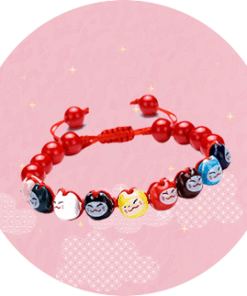 Maneki Neko Bracelets