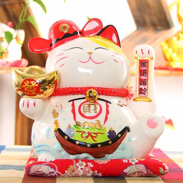 New Arrival Maneki Neko Fengshui Decoration