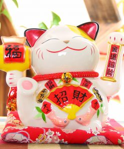 New Arrival Maneki Neko 2019 Decoration
