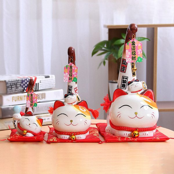 Review Product : Japanese Style Long Tail Maneki Neko