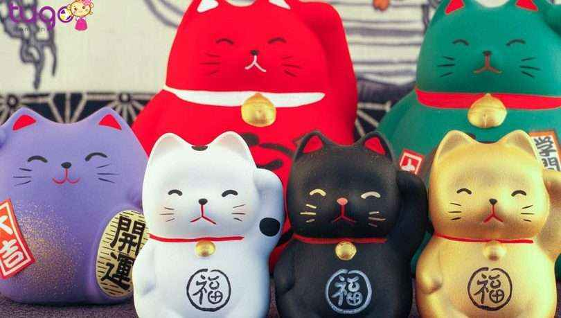 Suitable Places To Put Maneki Neko