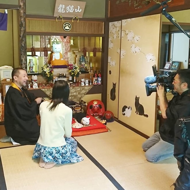 Visit Lovely Monks At The Most Special Temple In Japan