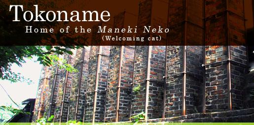 The Maneki Neko Street Called Tokoname